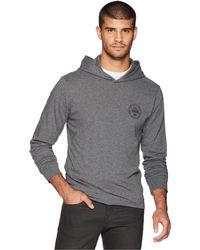 51ff72fbf5 Vans - Van Doren Hooded Knit (white port Royale) Men s Clothing - Lyst