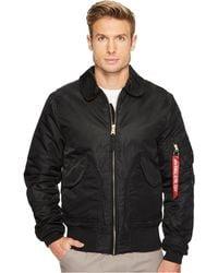 Alpha Industries - Cwu 45/p Slim Fit Jacket - Lyst