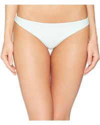 Hurley - Quick Dry Compression Solid Bikini Surf Bottom - Lyst
