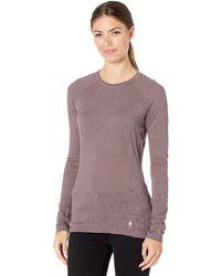 Smartwool Merino 150 Lace Base Layer Long Sleeve - Purple