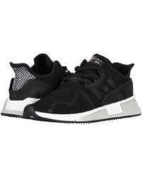 d6982e53fd5b Lyst - Adidas Eqt Cushion Adv Trainer in Black for Men