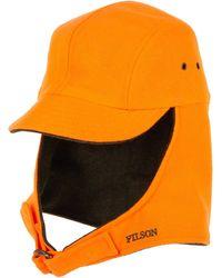 Filson Big Game/upland Hat - Orange