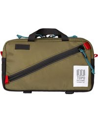 Topo Quick Pack - Green