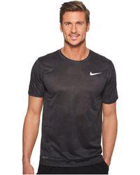 Nike - Dry Legend Training T-shirt (white/vast Grey) Men's T Shirt - Lyst