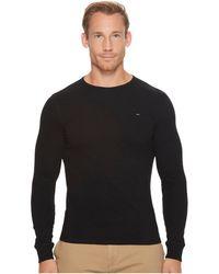 Hilfiger Denim - Long Sleeve T-shirt Basic Knit - Lyst