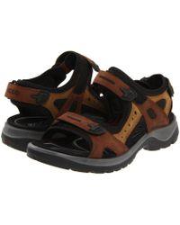 Ecco - Yucatan Sandal (arona) Women's Sandals - Lyst