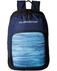 Quiksilver - Burst Ii Backpack (black 2) Backpack Bags - Lyst 326c4c788ffef