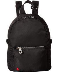 State Bags Nylon Hart Mini Backpack - Black