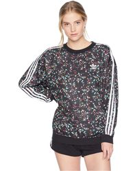 adidas Originals - Fashion League All Over Print Sweater (multicolor) Women's Sweater - Lyst