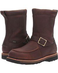 Irish Setter - Wingshooter 9 Side Zip (brown) Men's Work Boots - Lyst