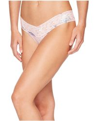 Hanky Panky - Cherie Low Rise Thong - Lyst