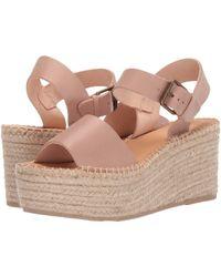 0a2273f11f0c Soludos - Minorca Platform (dove Gray) Women s Shoes - Lyst
