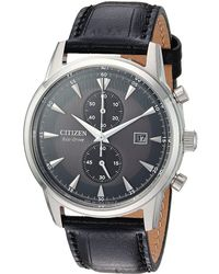 Citizen - Ca7000-04h Eco-drive (black) Watches - Lyst