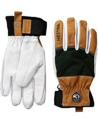 Hestra - Army Leather Abisko - Lyst