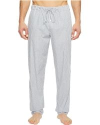 Hanro Night And Day Woven Lounge Pants - White