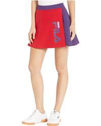 Fila Asami Skirt - Purple