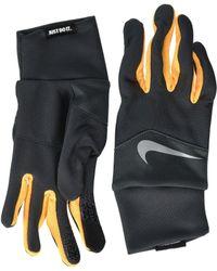 Nike - Dri-fit Tempo Run Gloves - Lyst