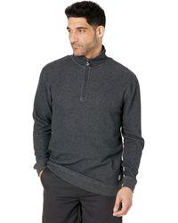 Linksoul 1/2 Zip Pullover Clothing - Black