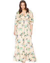 Rachel Pally - Plus Size Long Caftan Dress - Lyst