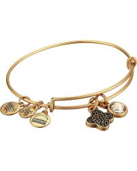 ALEX AND ANI - Wisdom Bangle - Lyst