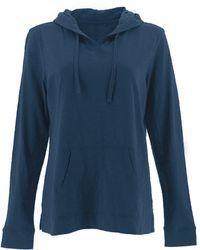 Aventura Clothing Marren Hoodie - Blue