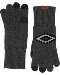 Pendleton Gloves - Gray