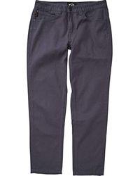 Billabong Fifty Jean - Metallic