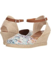 Spring Step - Kaitlin (turquoise) Women's Shoes - Lyst