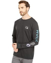 RVCA - Anp Long Sleeve - Lyst