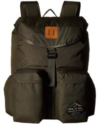 United By Blue 30l Mountain Base Backpack (black) Backpack Bags - Green
