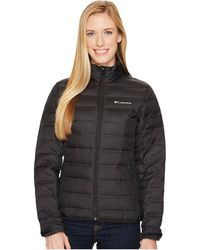 Columbia - Lake 22 Jacket (black) Women's Coat - Lyst