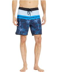 bf37a66ecb Hurley - Phantom Aloha Twist 18 Boardshorts (black) Men's Swimwear - Lyst