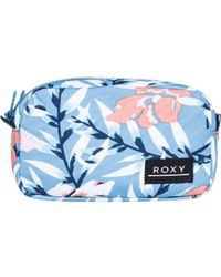 Roxy Morning Vibes Pencil Case - Blue