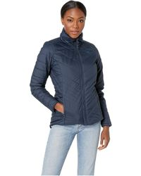 The North Face Mossbud Insulated Reversible Jacket - Blue