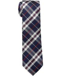 Lauren by Ralph Lauren - Silk Twill Plaid Tie (navy) Ties - Lyst