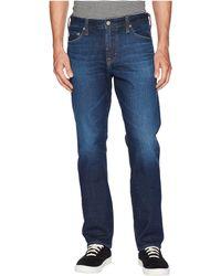 AG Jeans - Everett Slim Straight Leg In 5 Years Lost Coast (5 Years Lost Coast) Men's Jeans - Lyst