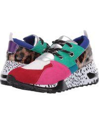 c61dcd4e547 Steve Madden - Cliff Sneaker (olive Multi) Women s Shoes - Lyst