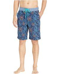 Robert Graham - Tamura Boardshorts (blue) Men's Swimwear - Lyst