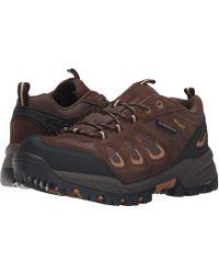 Propet - Ridge Walker Low (black) Men's Lace Up Casual Shoes - Lyst
