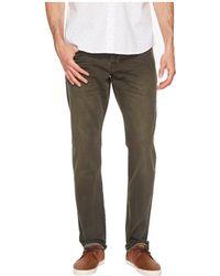 Scotch & Soda | Ralston Garment Dye In Military Green | Lyst