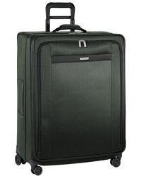 Briggs & Riley - Transcend Vx Large Expandable Spinner (merlot Red) Luggage - Lyst