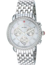Michele - Sidney - Mww30a000028 (silver) Watches - Lyst