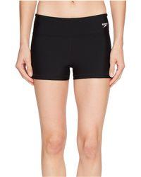 Speedo Aqua Elite Shorts ( Black) Swimwear