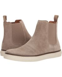 Frye - Gates Chelsea (taupe Suede) Men's Pull-on Boots - Lyst
