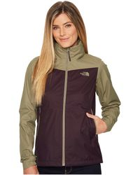 The North Face - Resolve Plus Jacket (mid Grey/tnf Black (prior Season)) Women's Coat - Lyst