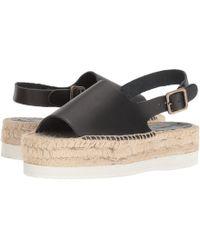 Soludos - Tilda Leather Sandal - Lyst