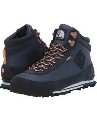 The North Face Back-to-berkeley Boot Ii - Blue