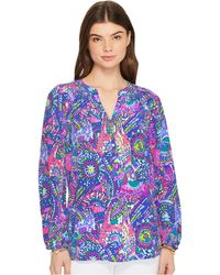 Lilly Pulitzer - Elsa Top - Lyst