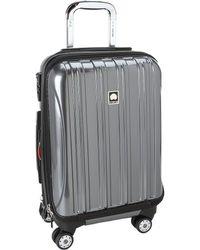Delsey Helium Aero - 19 International Carry-on Expandable Trolley - Metallic