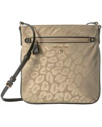 538b541dfd84c1 MICHAEL Michael Kors - Nylon Kelsey Large Crossbody (black 1) Cross Body  Handbags -